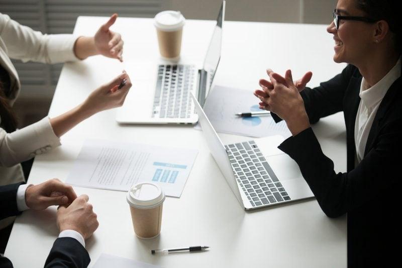 mediation in commercial disputes underway