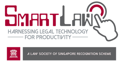Smart Law Logo for RBN-Chambers, the full service law firm in Singapore