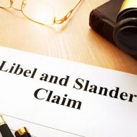 defamation lawyer Singapore for libel & slander